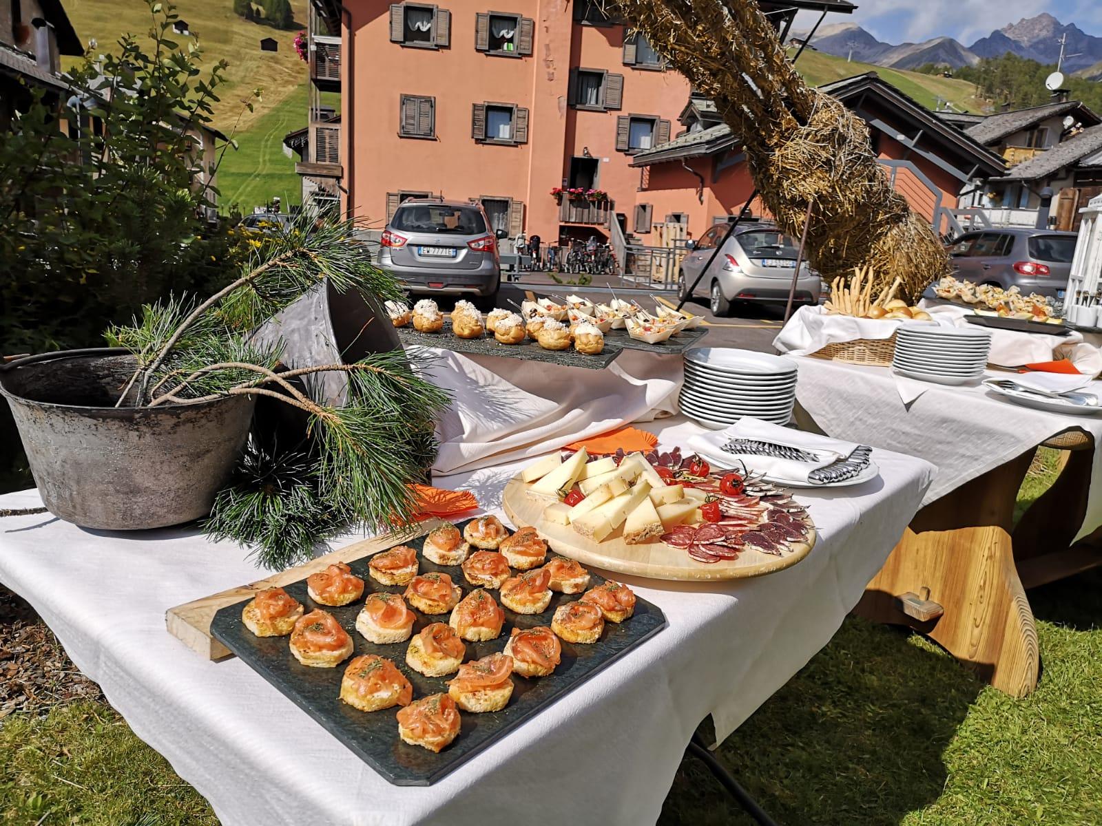 location per eventi a Livigno